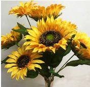 Artificial Flower Bushes