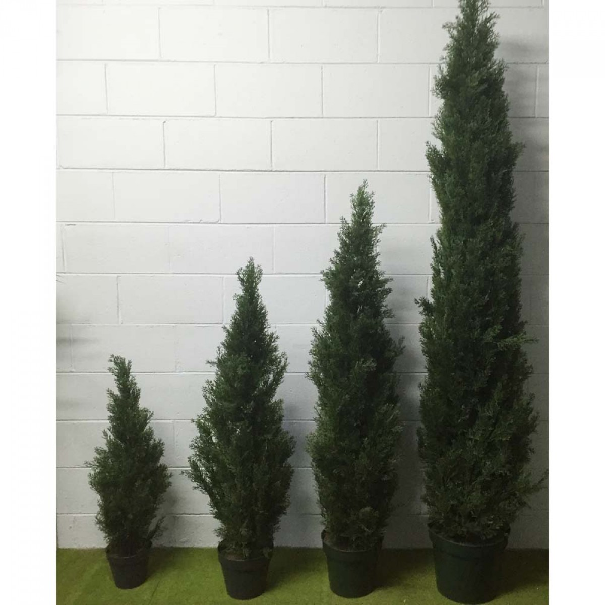 Cedar Tree Artificial Trees And Flowers Wholesale Melbourne Ribbons Vases Florist Supplies