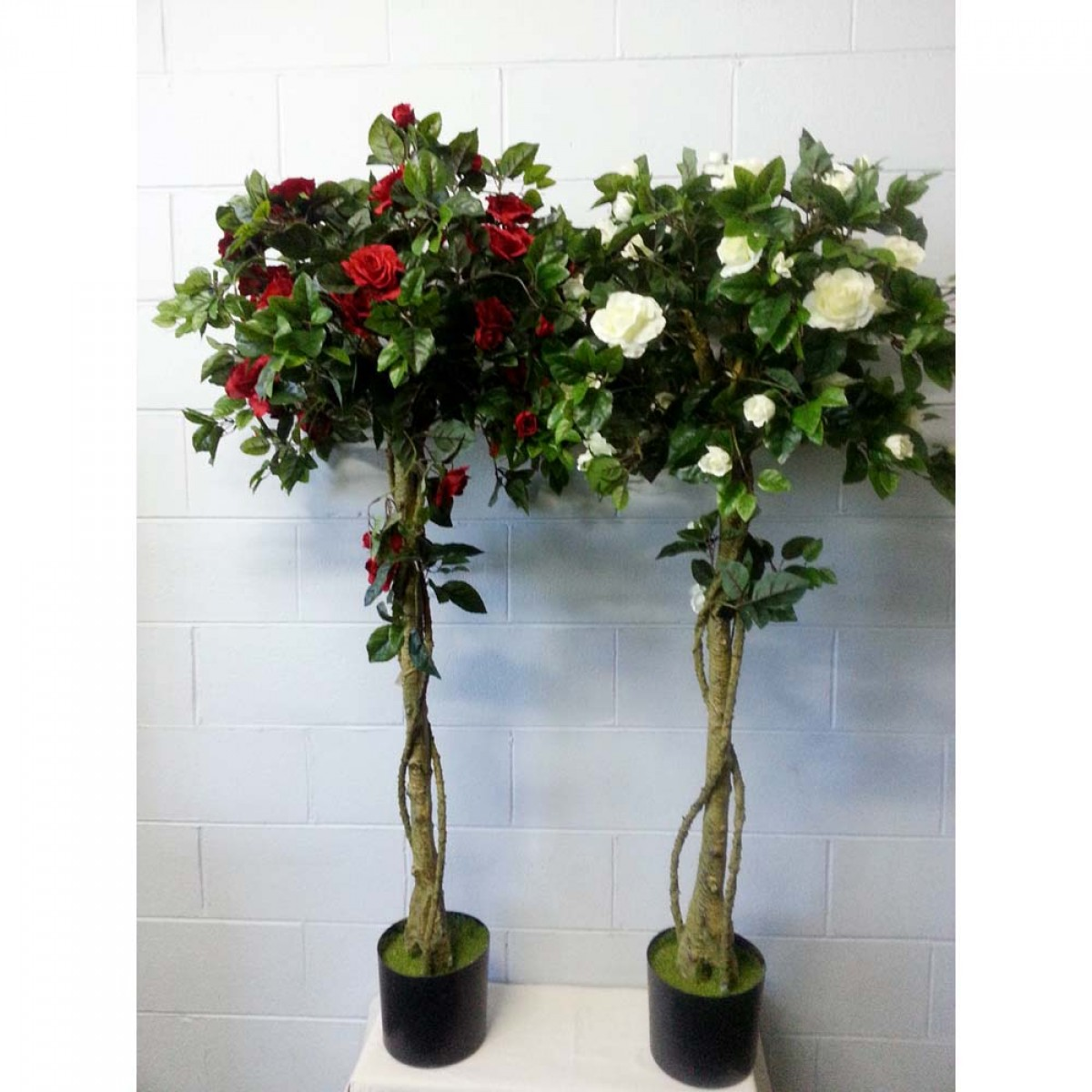 Rose Tree Artificial Trees And Flowers Wholesale
