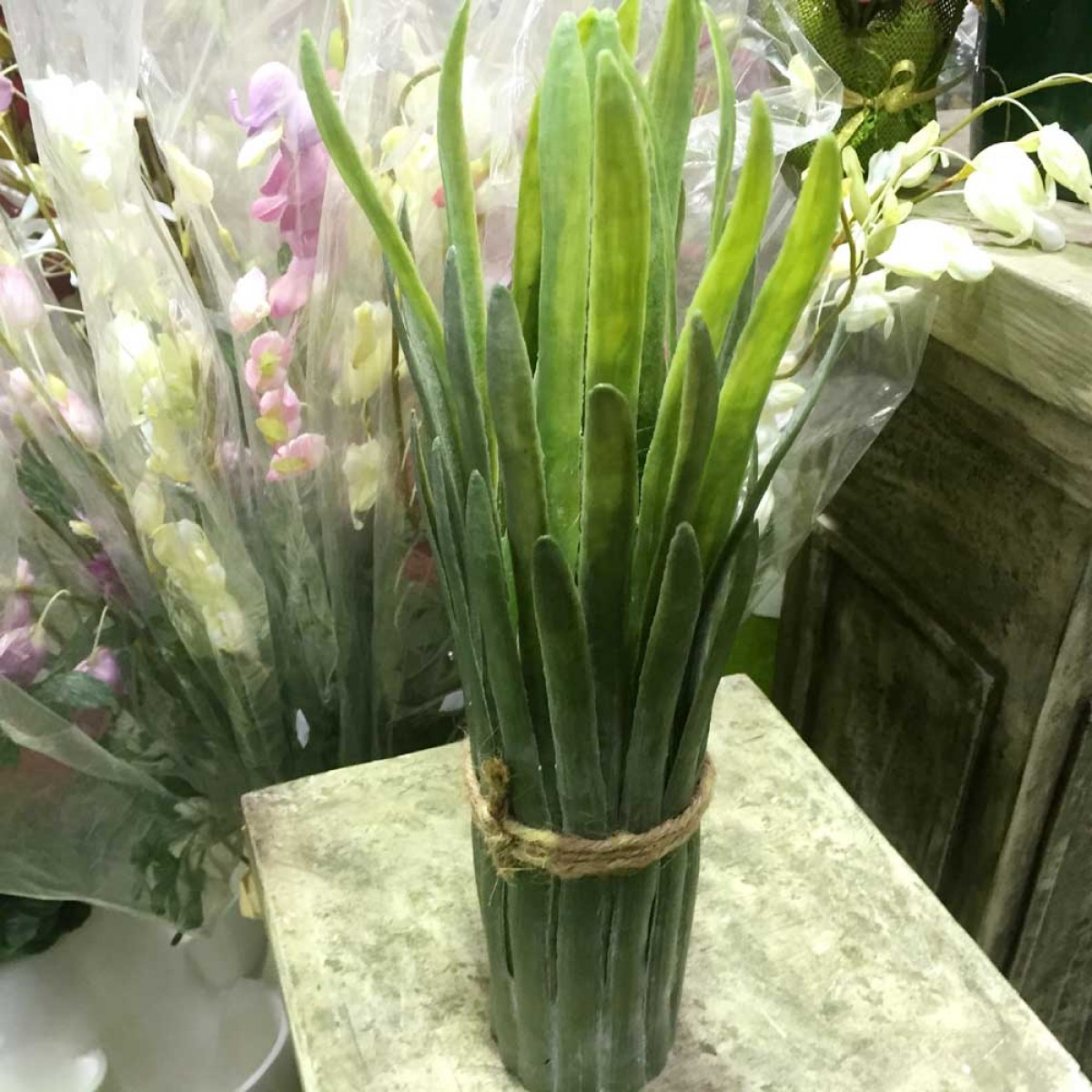 Orchid Leaf Stand Artificial Trees And Flowers Wholesale Melbourne Ribbons Vases Florist