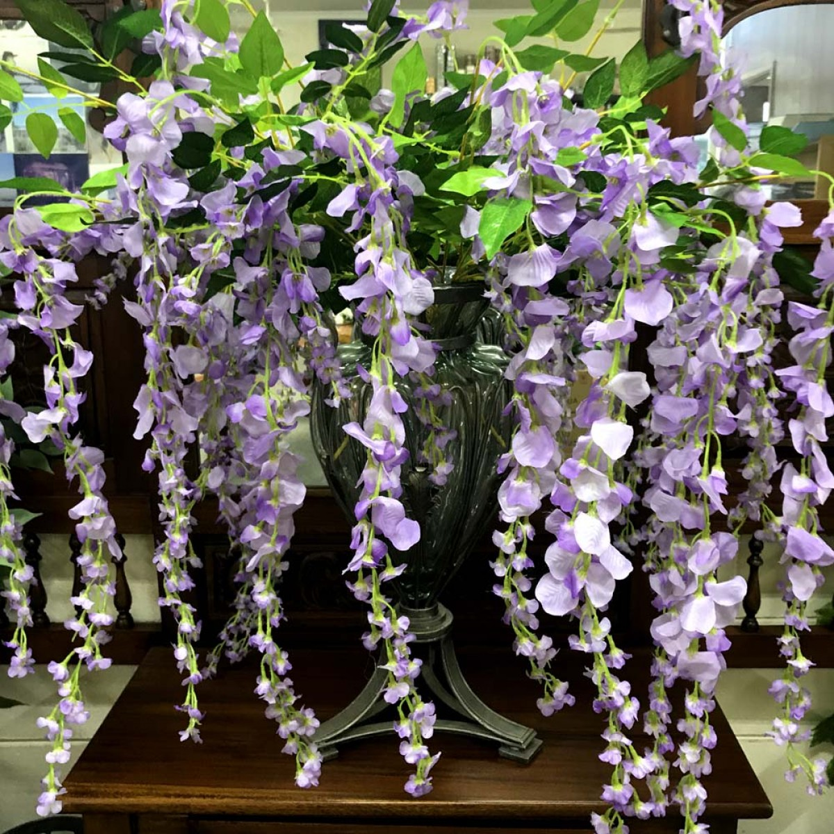Wisteria Artificial Trees And Flowers Wholesale Melbourne Ribbons Vases Florist Supplies