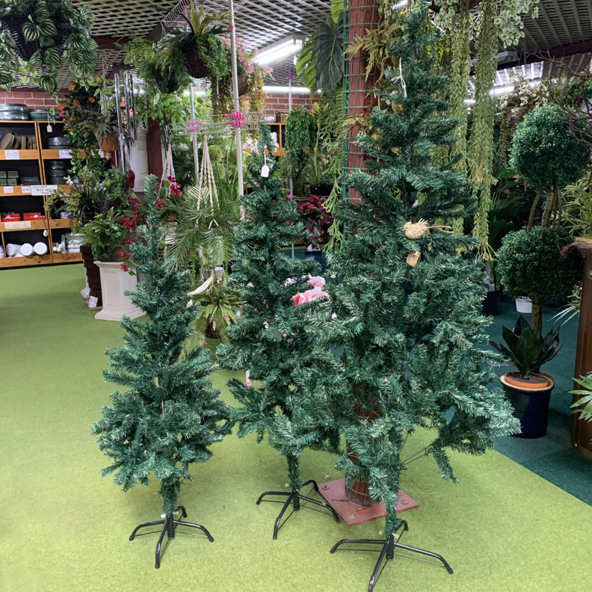 Christmas Trees Melbourne: Artificial Trees And Flowers Wholesale