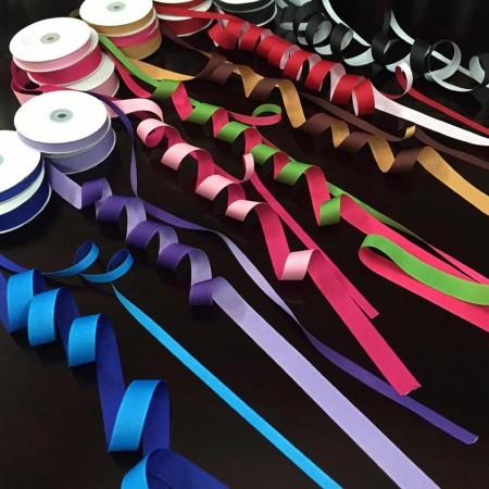 Grosgrain Ribbon 2 toned