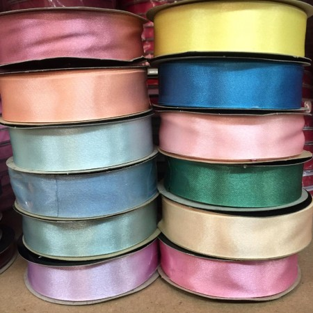 Double Sided Satin 25mm