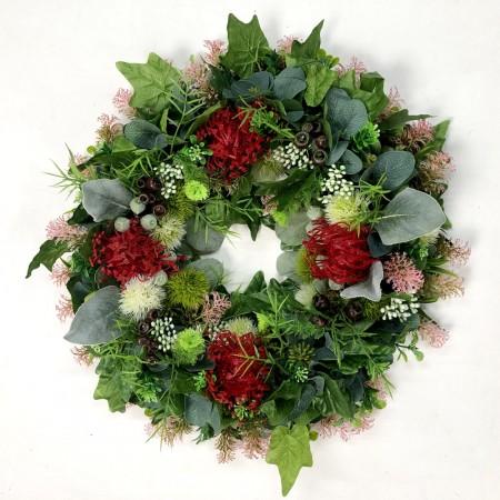 Australiana Wreath