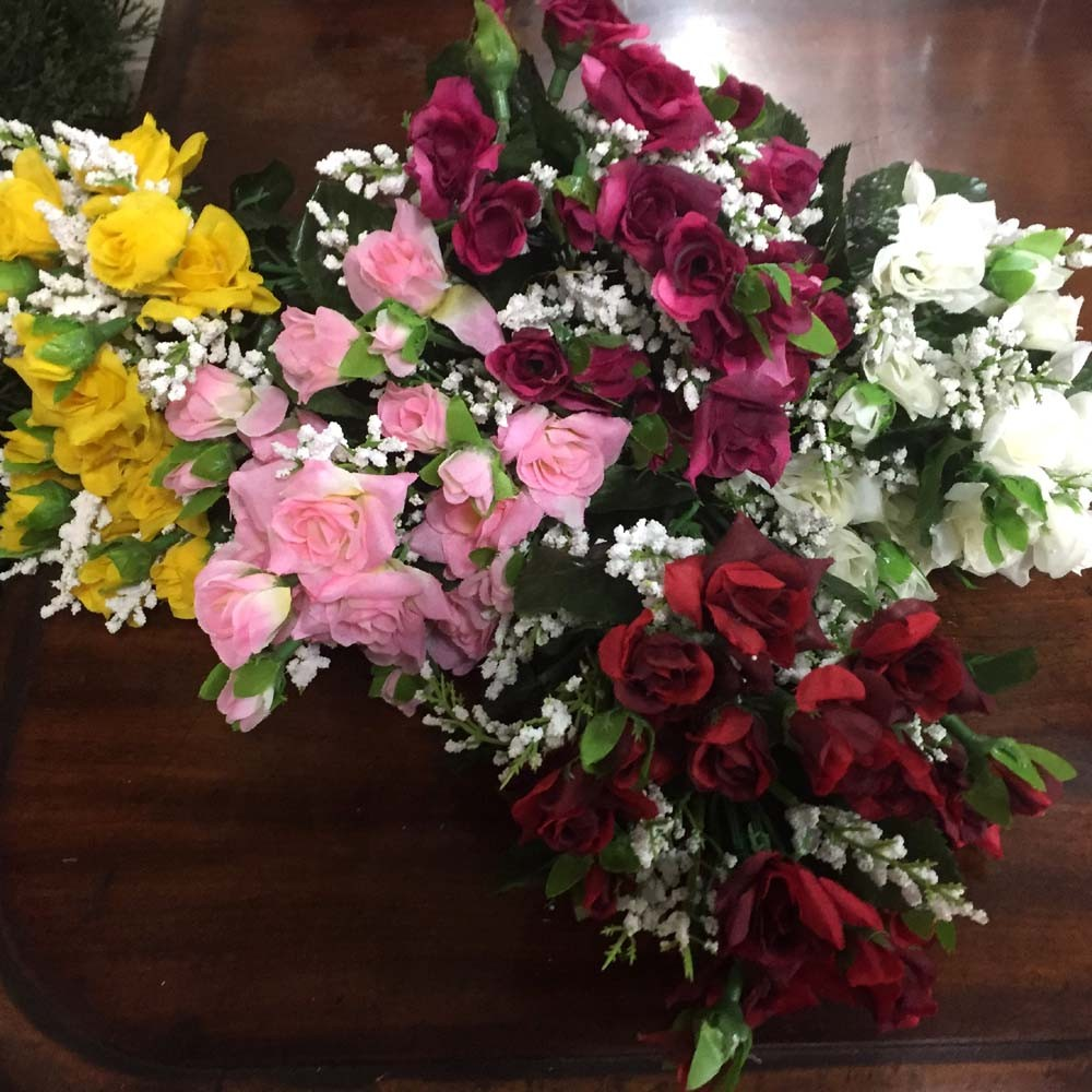 Artificial Wedding Bouquets In Sydney : Diamond rose bush artificial trees and flowers wholesale