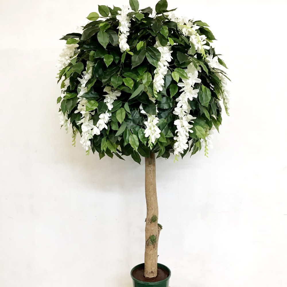 Ficus Wisteria Artificial Trees And Flowers Wholesale