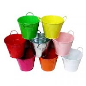 Tin Buckets