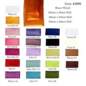 Para Silk Colors