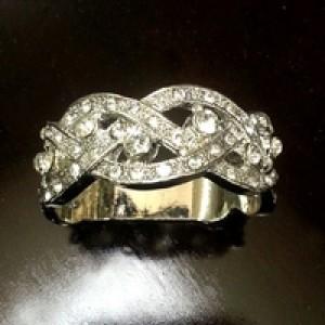 Rhinestone Napkin Ring