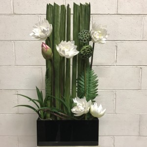 Water Lily Arrangement
