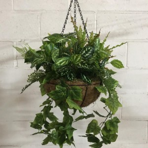 Greenery Basket