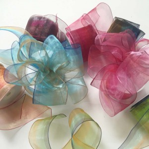 Organza Wired