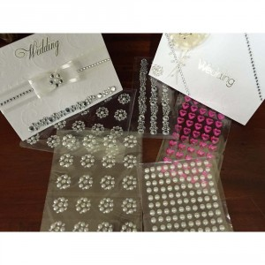 Self Adhevise Bling
