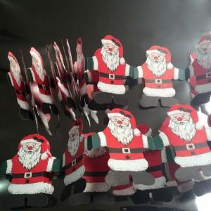 Santa Garland